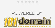 powered by 101domain.com
